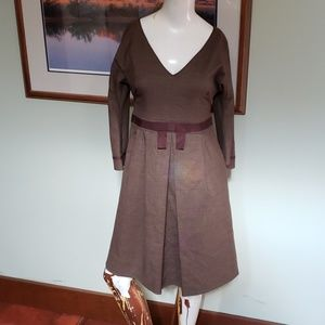 Marc by Marc Jacobs brown dress Size 0/2
